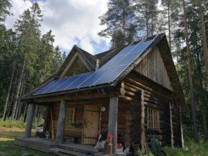 Päikesepaneelid 250W 10tk 2,5kW